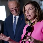 Pelosi, Schumer slam Trump's 'meager' executive orders on COVID-19 relief 19