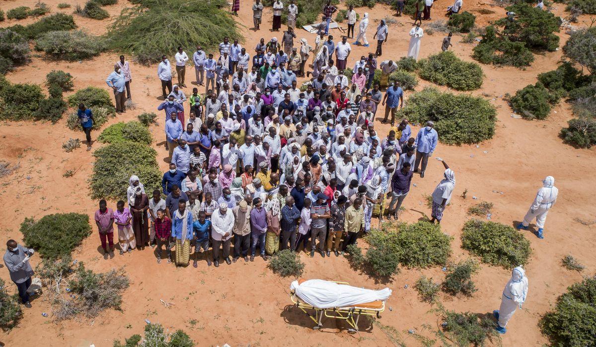 In Africa, stigma surrounding coronavirus hinders response 1