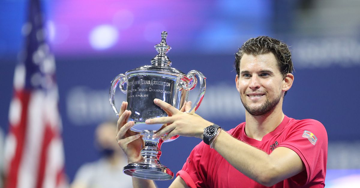 Dominic Thiem comes back from 2 sets down to win U.S. Open 1