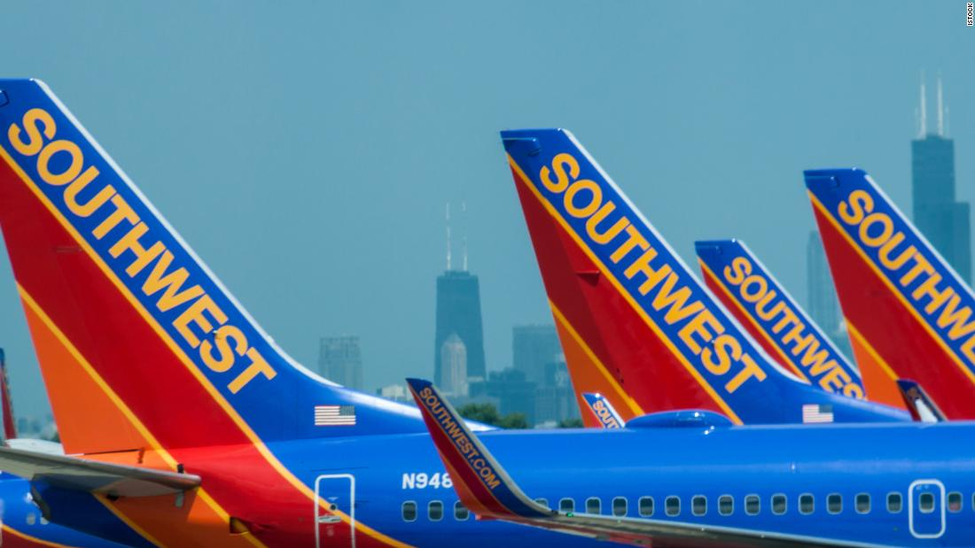 Mom says Southwest Airlines removes her and 2-year-old son, who had his mask off 1