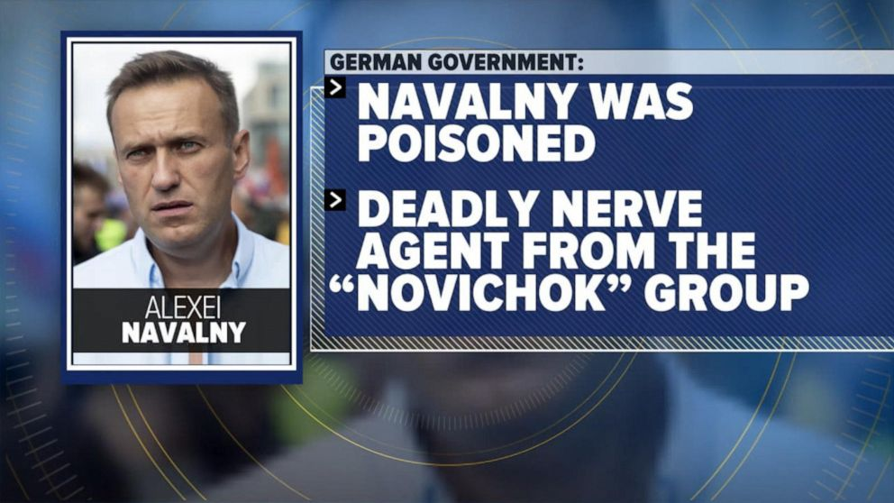 UN rights office seeks probe of reported Navalny poisoning 1