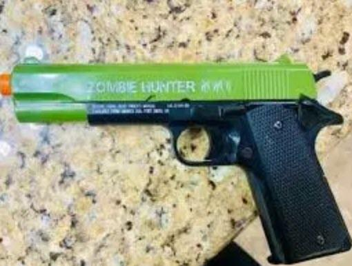 Virtually Insane: School Sends Police To Home After Child Shows A Clearly Fake Gun During Online Class 1