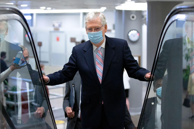 Senate returns with a path to nowhere on coronavirus aid 1