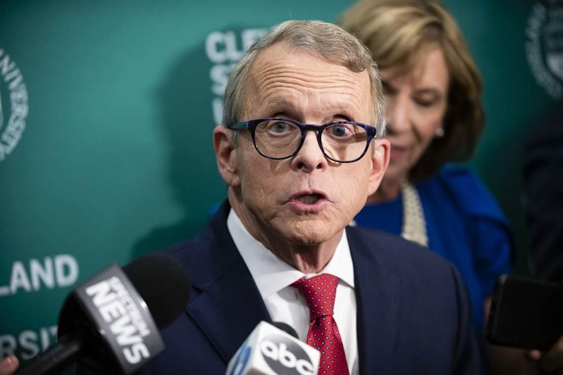 BOOM: Ohio Legislature Overrides DeWine's Veto of Law Curtailing His Dictatorial COVID-19 Powers 1