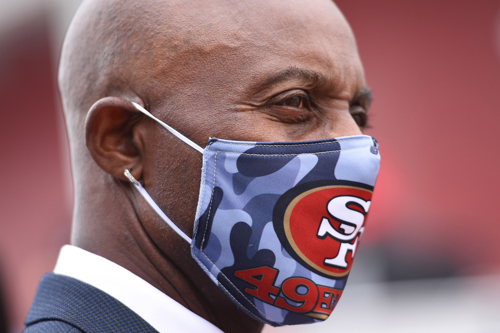 'That's not the standard of the San Francisco 49ers': Jerry Rice rips lack of professionalism in season opener 1