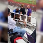 VIDEO: Overweight Cop Tases, Arrests Asthmatic Mom for Not Wearing Mask at School Football Game 11