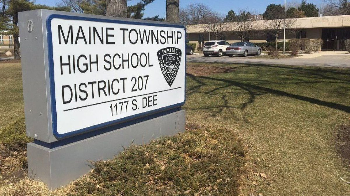 Police: 14-year old boy instigated Maine South 'Zoom bombing' incident where racist language was used during classes 1