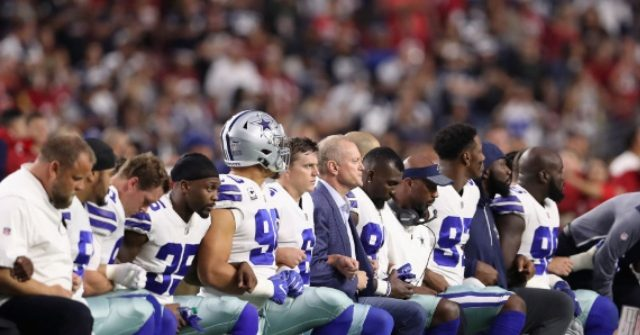 'Football Is Officially Dead': Eric Trump Rips the NFL After Cowboys 'Green Light' Anthem Protests 1