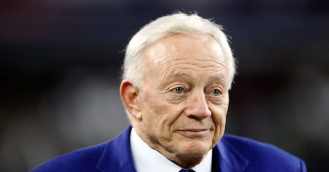 Jerry Jones: Player Protests Are 'Genuine Ask for Help' 1