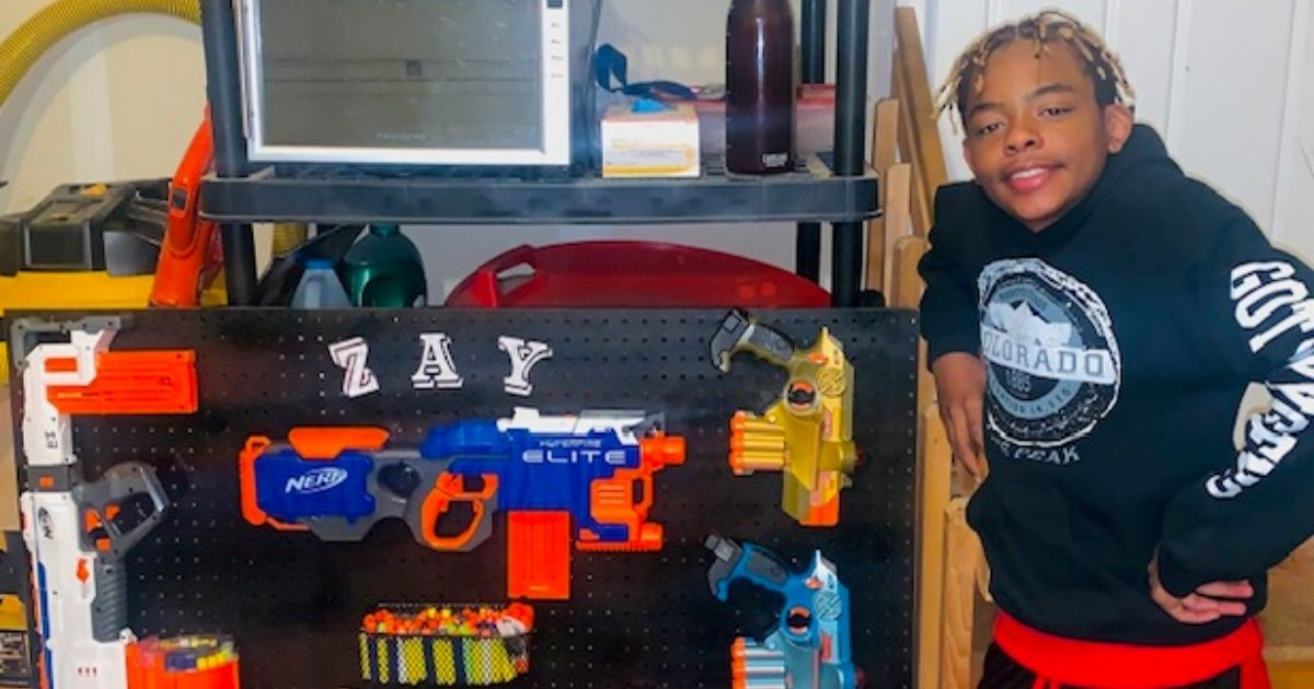 Boy, 12, Gets Suspended from School and Cops Called on Him for Having Toy Gun During Virtual Class 1