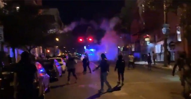Rioters Rage in Lancaster After Police-Involved Shooting of Man with a Knife 1
