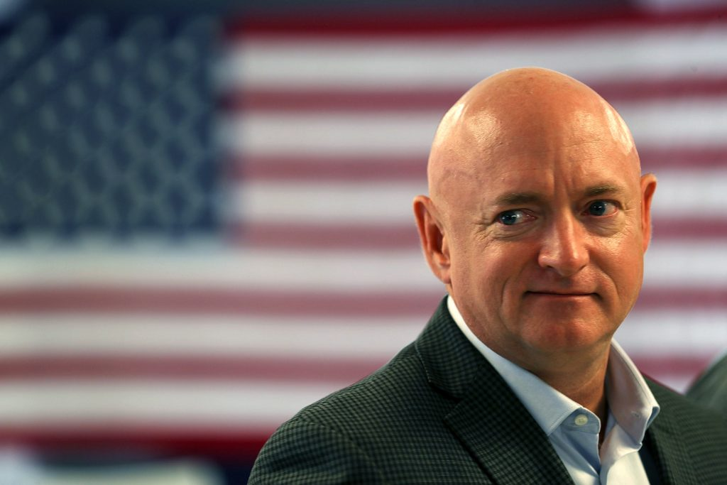 U.S. Capitol Police Opened Investigation Into Mark Kelly Supporter Who Threatened Republican Congressman 1