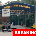 BREAKING: Naval Air Station Pensacola On Lockdown After Bomb Threat 14