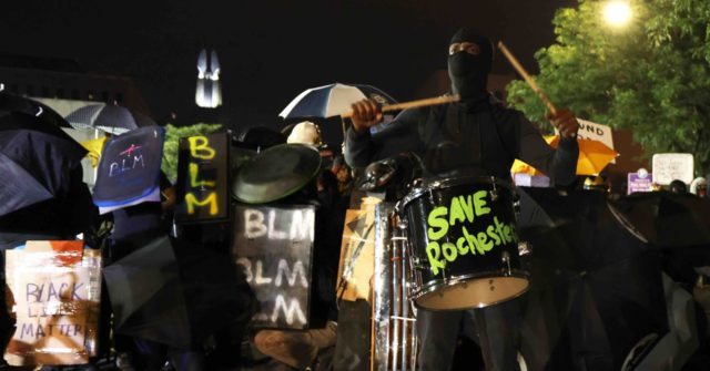 Riots in Seattle, L.A.; Violence in Oregon; Standoff Ends Peacefully in Rochester 1