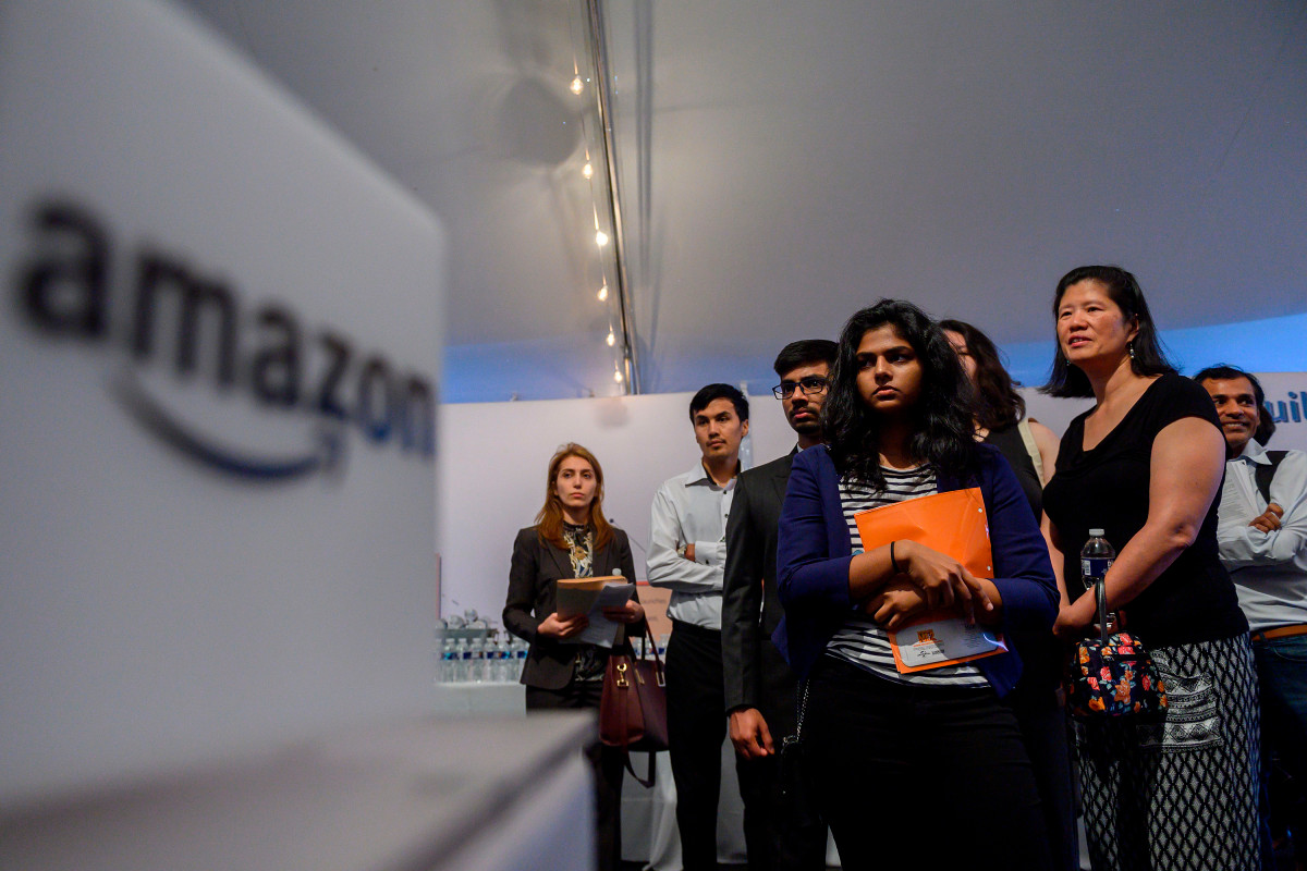 Amazon hiring 100,000 workers amid COVID-19 online sales boom 1