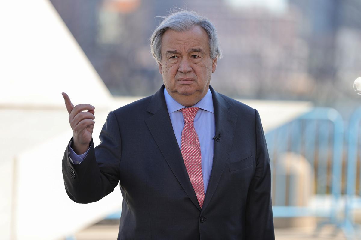 UN Secretary General says COVID-19 result of 'millennia of patriarchy' 1