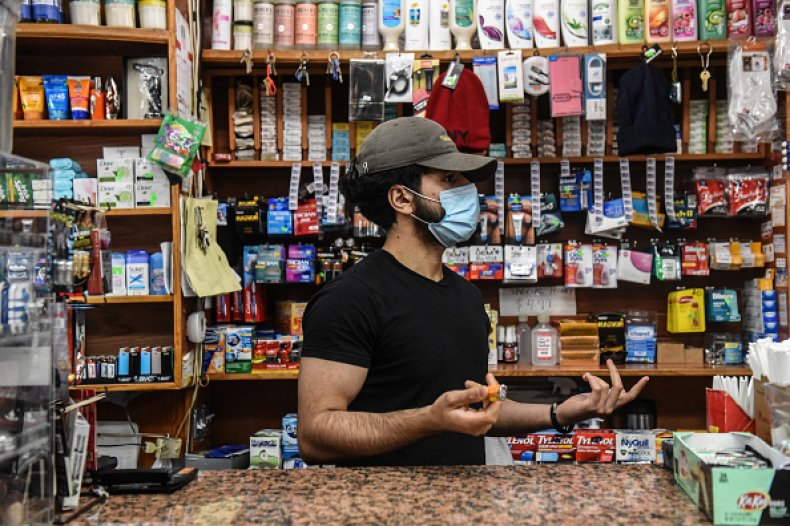 NYC Convenience Store Clerks Who Were Attacked by Customers Fear Mask Mandate is 'Going to Get Someone Killed' 1