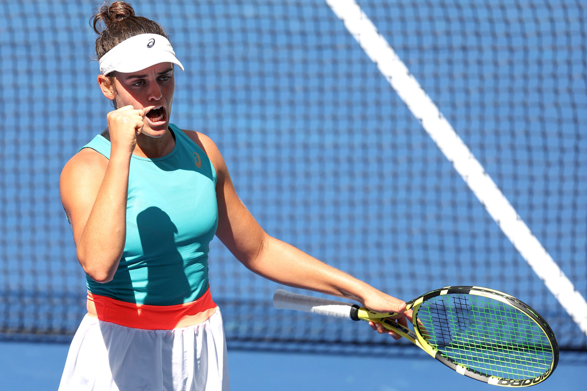 Jennifer Brady keeps dominating at US Open with quarterfinals win 1