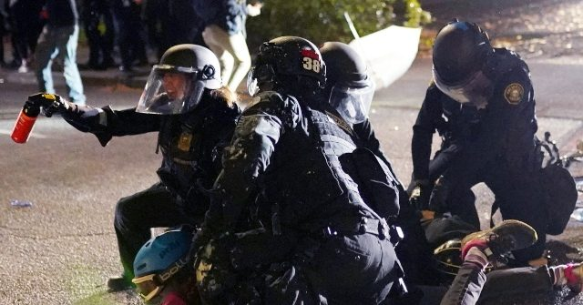 Portland Police Have Spent $6.9 Million on Overtime Due to Riots 1