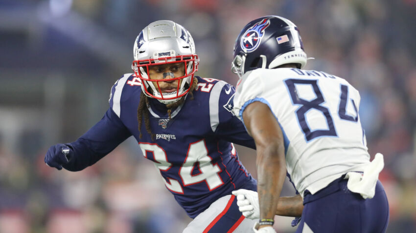 Should the Patriots consider trading Stephon Gilmore? 1