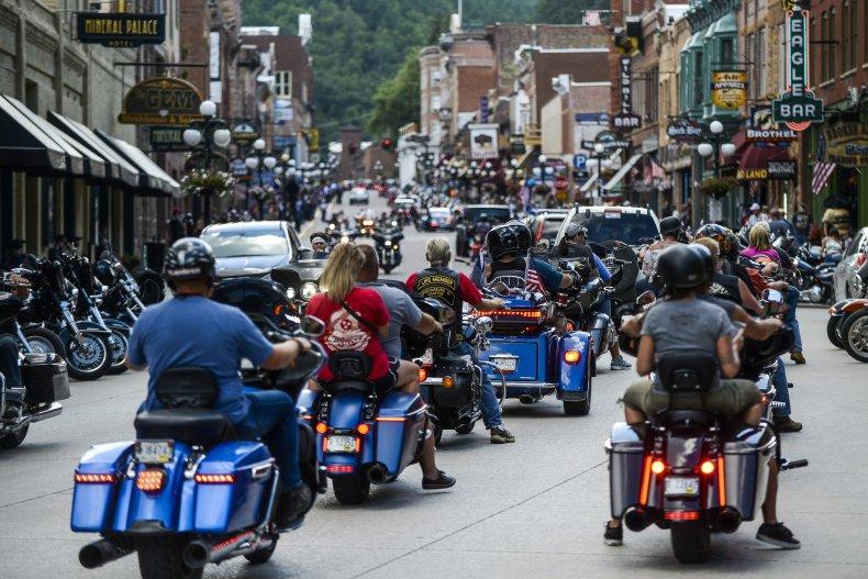 Sturgis Motorcycle Rally Cost $12.2 Billion in Public Health Due to Coronavirus Spread, Economists Conclude 1