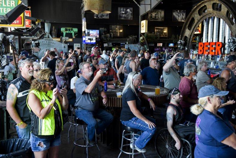 Sturgis Motorcycle Rally Linked to More Than 260,000 Coronavirus Cases, Economists Estimate 1