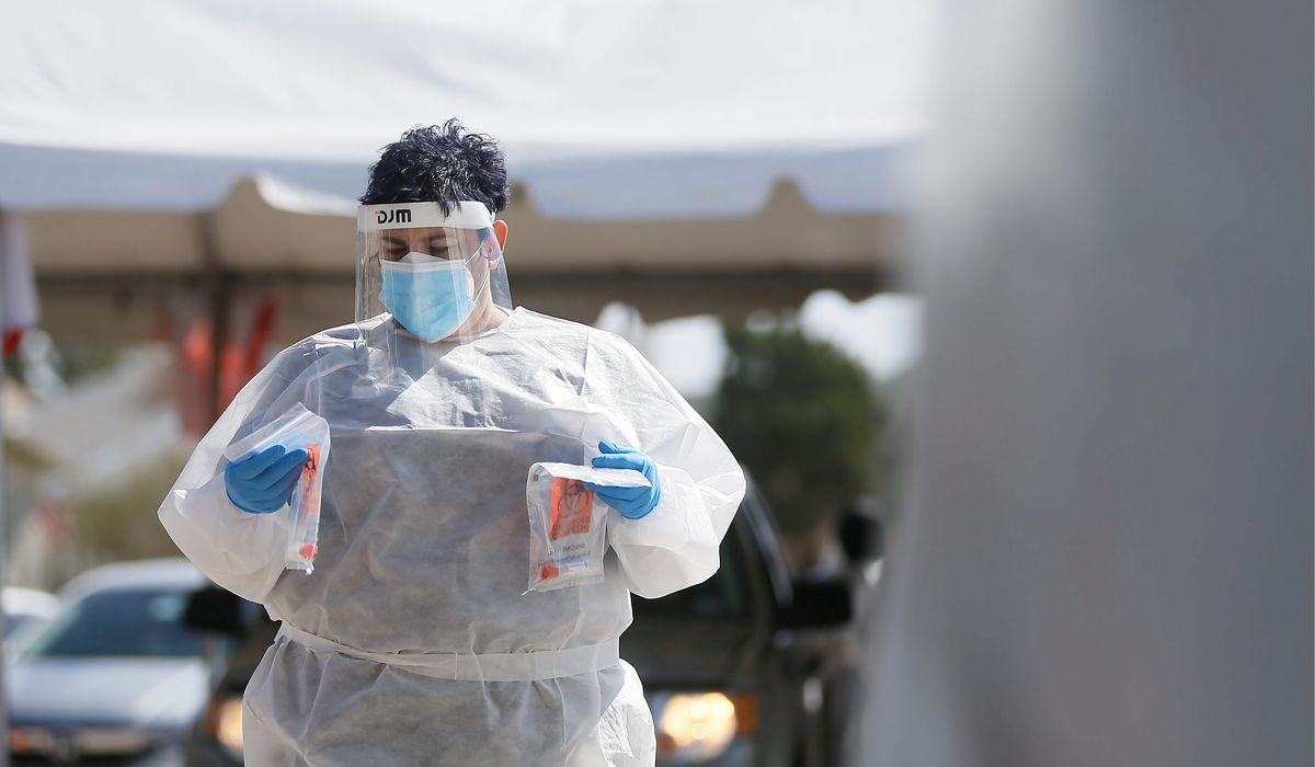 Lack of staffing, not beds, hurting hospitals in coronavirus care 1