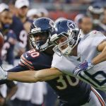 Bears put CB Michael Joseph on reserve/COVID-19 list 13