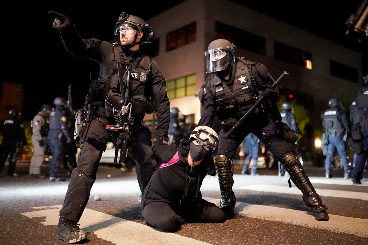 Portland DA reportedly declined to prosecute nearly 70 percent of protest cases 1