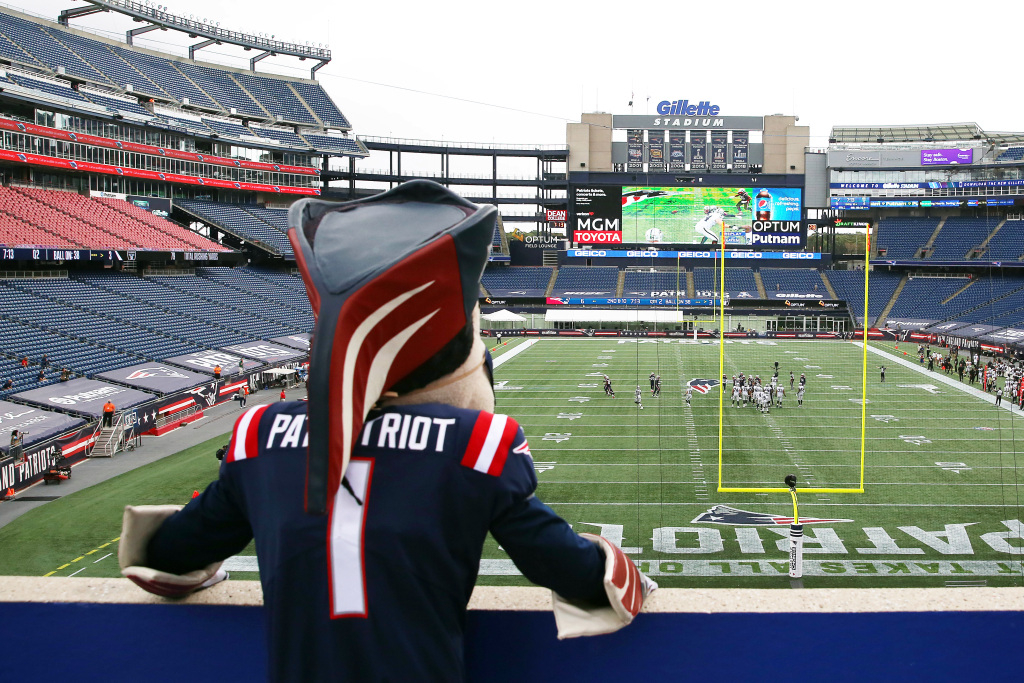 Broncos-Patriots game moved to Monday due to positive coronavirus tests within New England organization 1