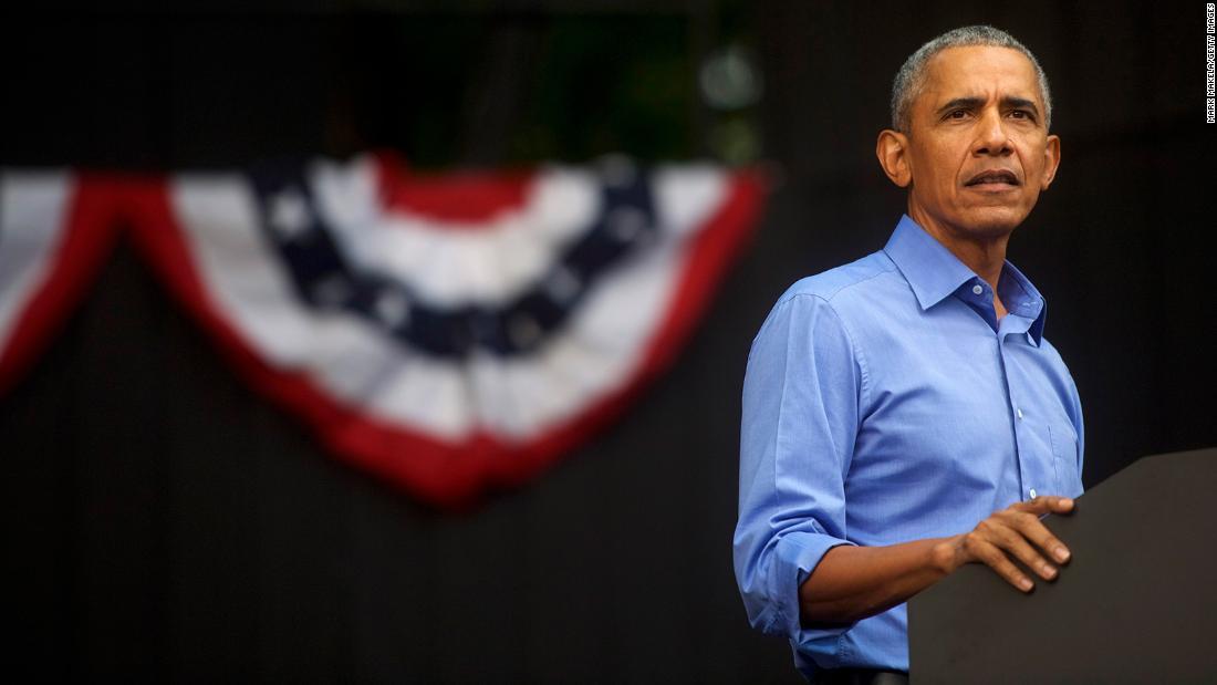 Obama offers blistering criticism of Trump over coronavirus 1