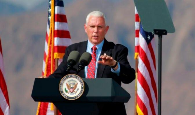 CA-Based Media Outlet Posts False Story About Pence Testing Positive For COVID-19 1