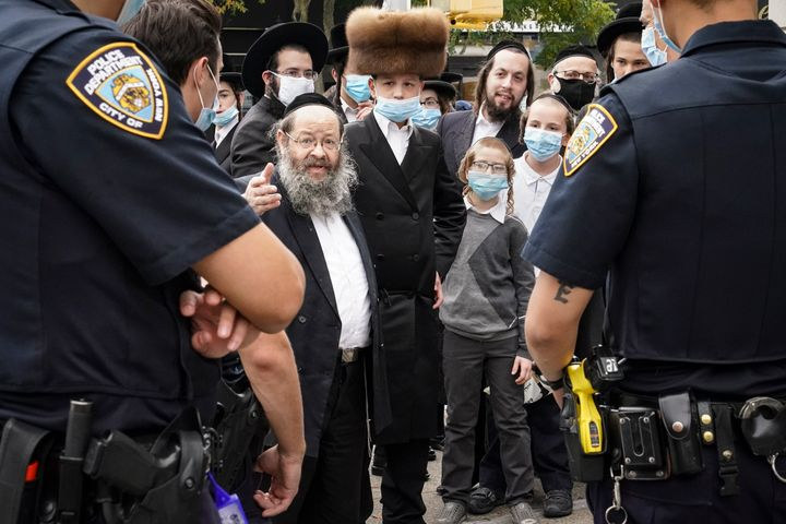 Catholic, Orthodox Jewish Groups Sue To Block Coronavirus Restrictions In New York Hot Spots 1