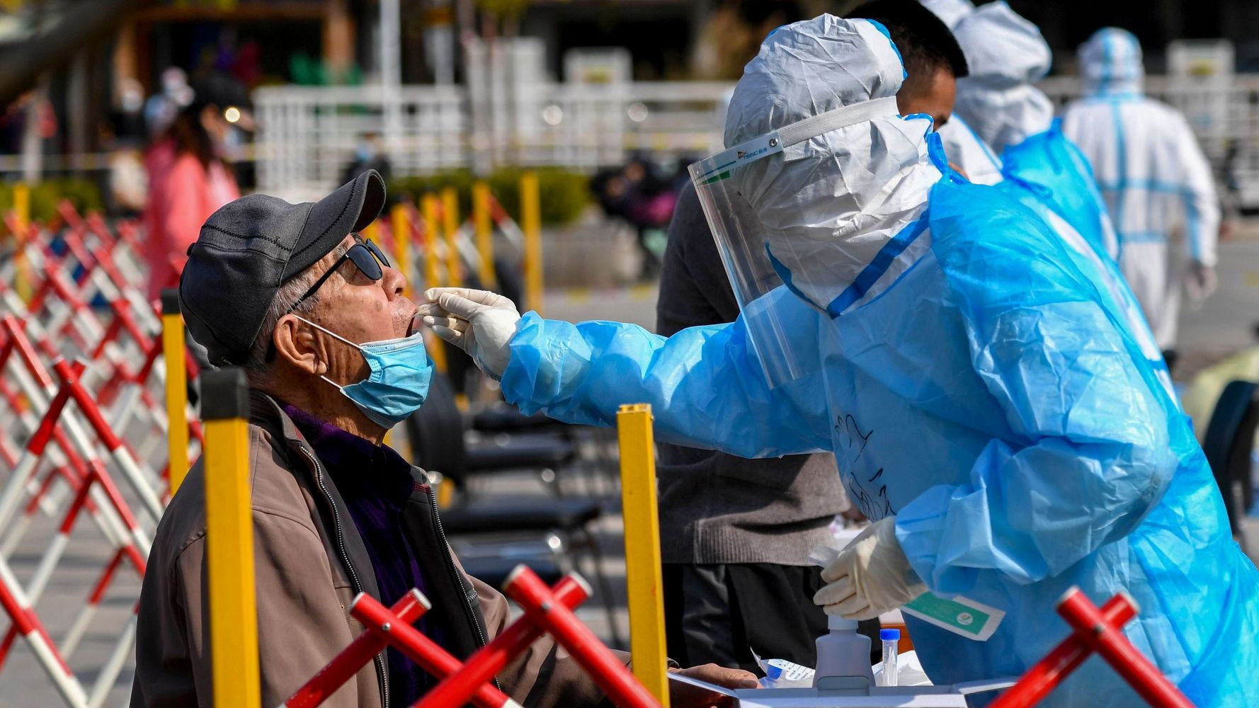 China's Qingdao To Test All 9 Million Residents After New COVID-19 Infections 1