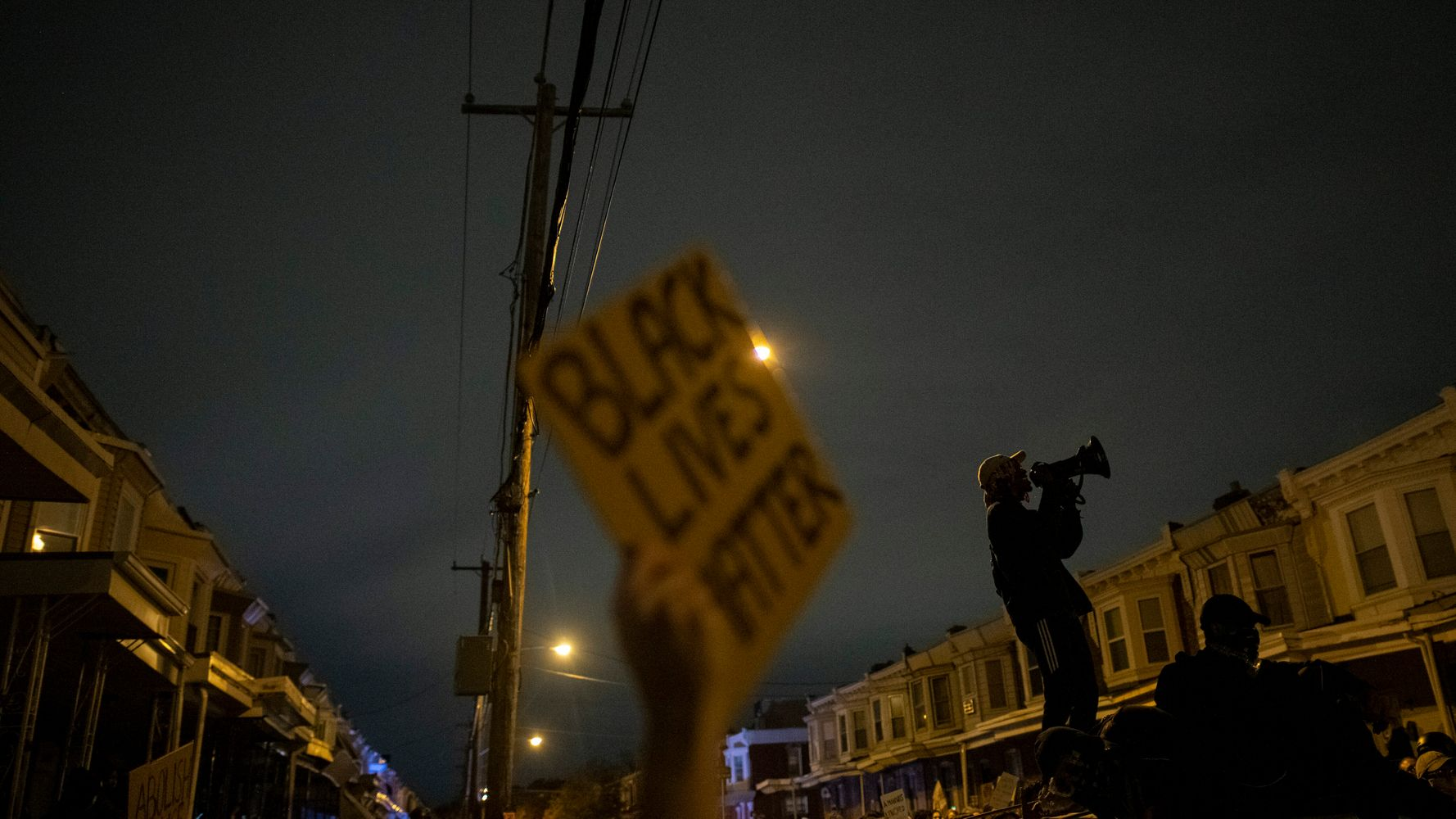 Amid More Protests Over Son's Police Death, Walter Wallace Sr. Says Violence 'Not Helping' 1