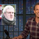 Seth Meyers Says Trump Has Gone 'Full Hodor' Complaining About COVID-19 17