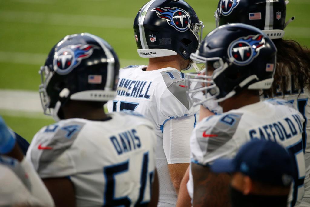 Bills-Titans, Broncos-Patriots rescheduled by NFL over COVID concerns 1