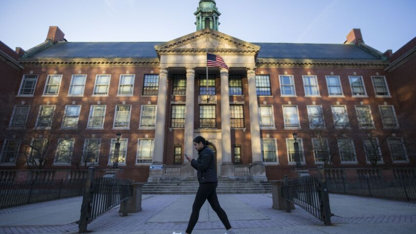 Students may no longer need to take an entrance test to get into Boston's exam schools next year 1