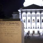 Wisconsin man who triggered violent Madison protest will plead guilty to extortion 25