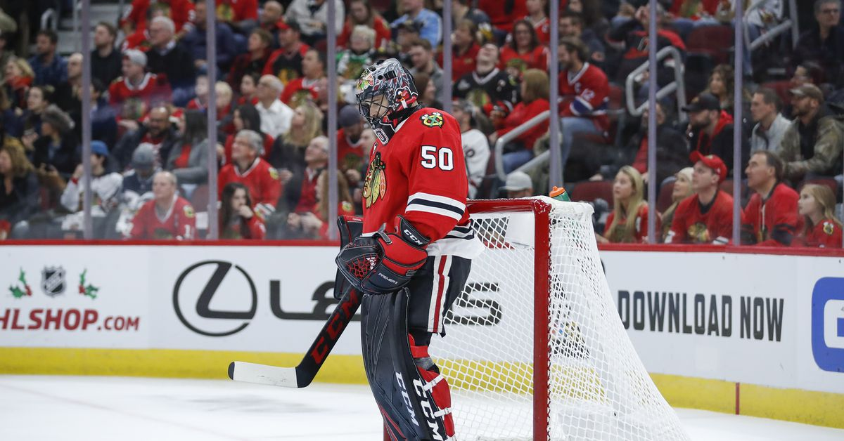 Corey Crawford's whirlwind 2020, from coronavirus to the bubble, ends in New Jersey 1