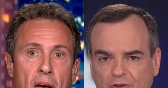 CNN's Cuomo Confronted over COVID Testing Jokes with Brother, Violation of Quarantine in Segment with Trump's Campaign's Murtaugh 1