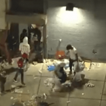 Watch: Aerial Footage Shows Protesters Looting in Philadelphia 6