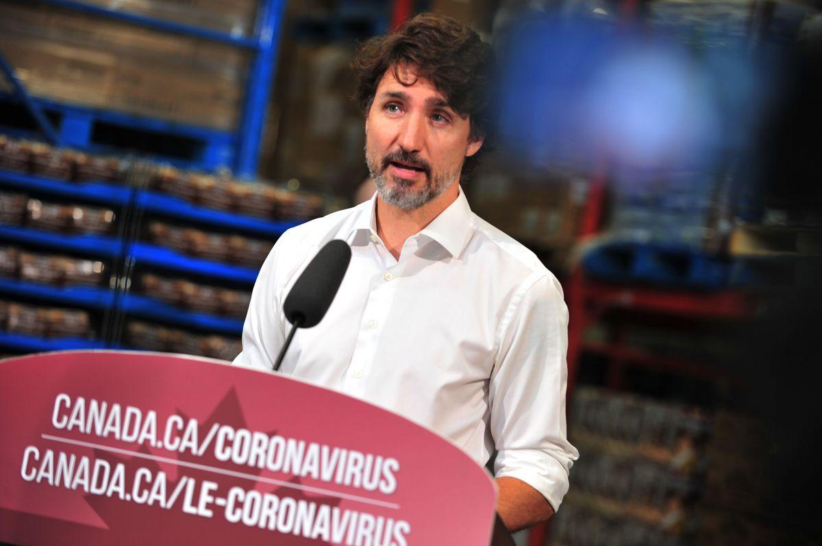 Justin Trudeau to Canadians: COVID-19 'sucks' 1