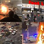 Rioters injure 30 police officers in Philadelphia as thousands of thieves LOOT over 30 retail stores 9