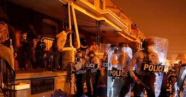 91 Arrested in Philadelphia Rioting Including 76 for Burglary 1