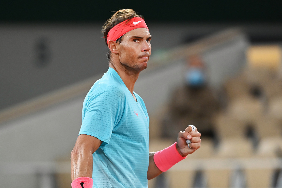 Rafael Nadal smokes Novak Djokovic to win 2020 French Open 1
