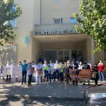 Spanish Doctors Stage First Walkout In 25 Years To Protest Government's New COVID-19 Order 16