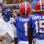 Florida coach Dan Mullen gets COVID-19 week after calling to pack stadium 6