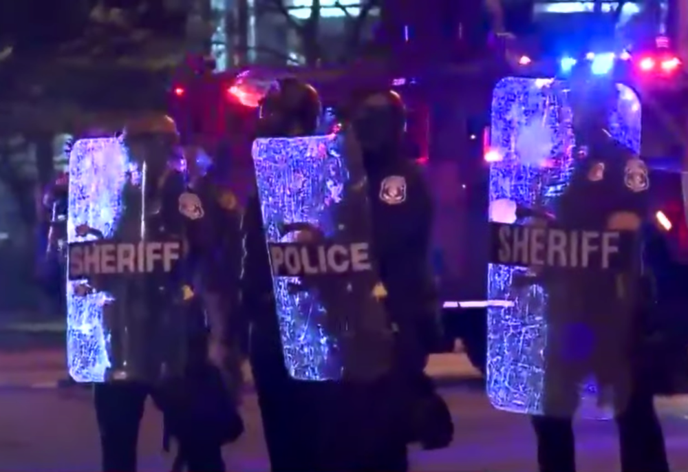 Rioting Hits Another Wisconsin Suburb Over Black Officer Who Shot Black Kid Investigators Say Pulled A Stolen Gun 1