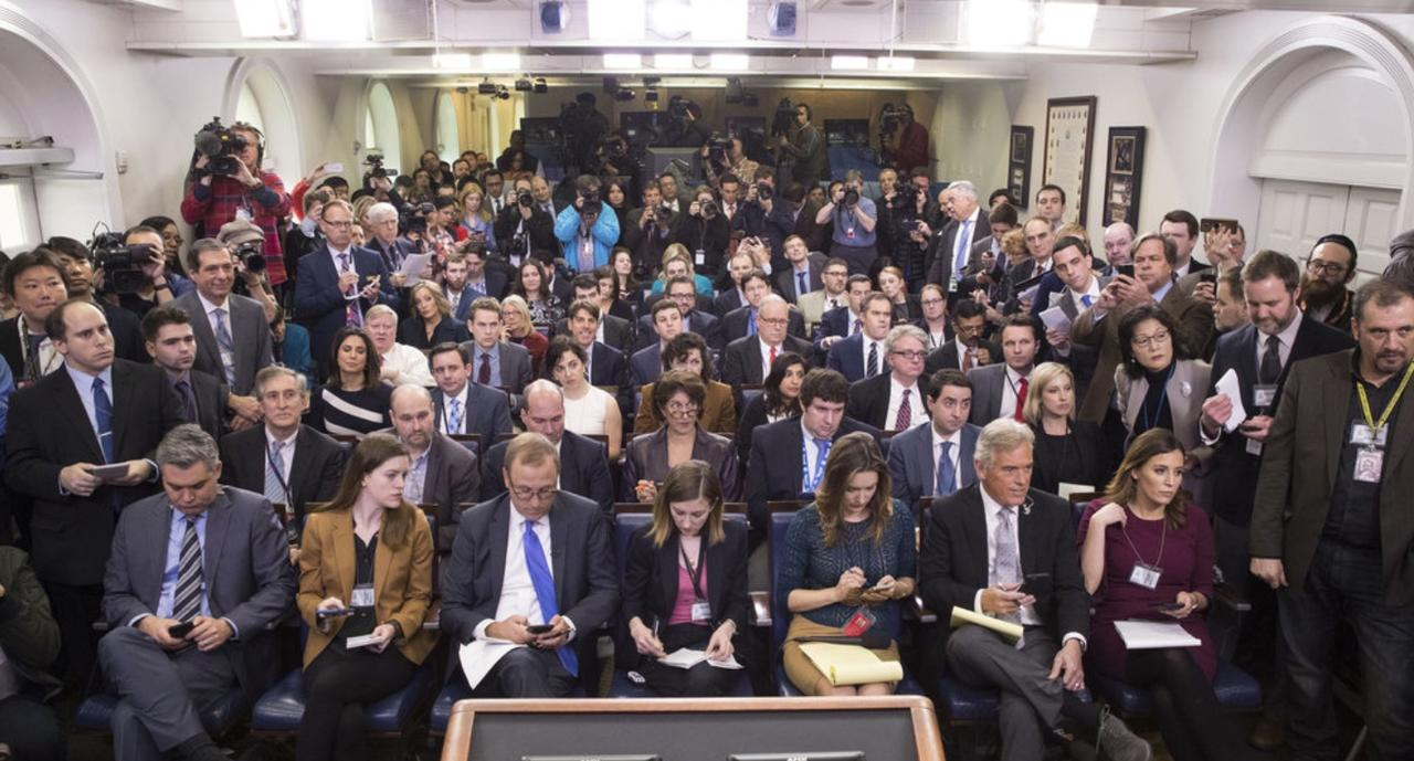 4th Reporter Sickened In White House COVID-19 Outbreak 1